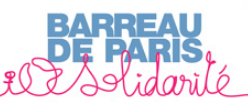 logo barreau paris solidarité