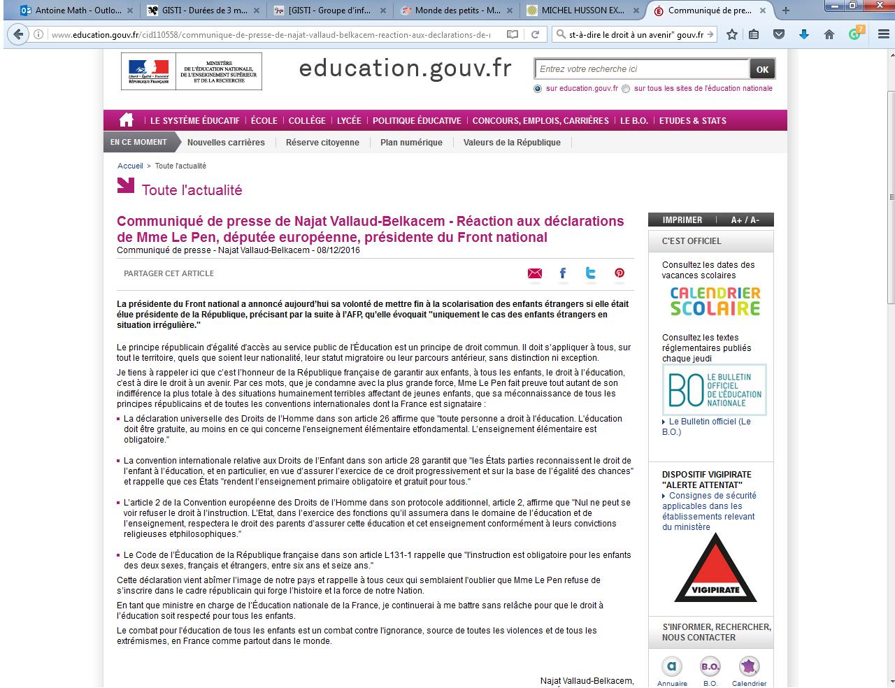 Ecole Education Scolarisation Cantine Periscolaire Bourses